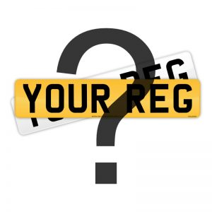 I don't have a standard sized number plate, do you stock different sizes?