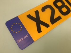 Rear Plate For Birmingham