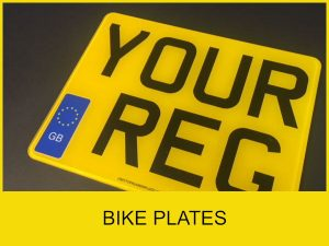 Bike Plates