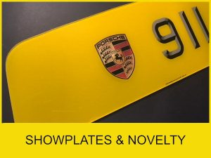 Showplates & Novelty