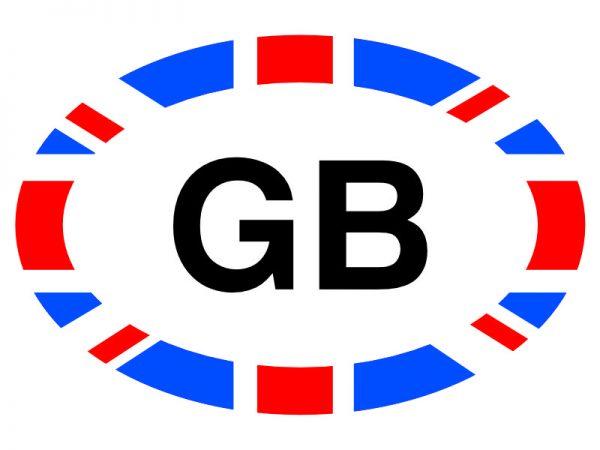 102 Gb Flag Circle