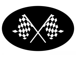 112 Chequered Flags