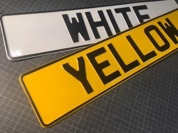 Pressed Metal Plates