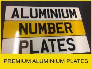 Premium Aluminium Plates